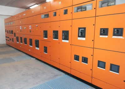 Mechanical Substation